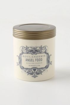 This is my absolute favorite candle! It makes the whole house smell amazing and once I use it all up I clean out the jar and use it as a keepsake