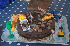 Le gâteau chantier