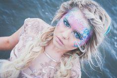 Mermaid bridal inspiration by Cindy & Melissa Photography, Northern Ireland