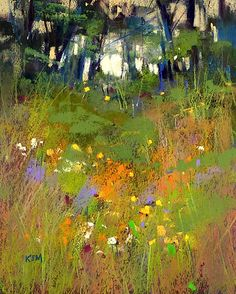 Karen Margulis Painting my World