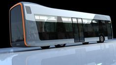 Design Triangle's electric bus concept