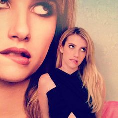 "Emma Roberts: #werethemillers #casey #aug7"""