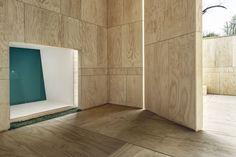 Francesco Venezia, Ettore Spalletti, Giovanni Nardi, Andrea Martiradonna · Pavilion for the XXI Triennale di Milano · Divisare