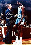 Michael Jordan North Carolina Tar Heels Autographs