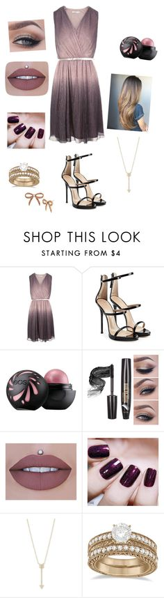 """Birthday party"" by sarah4ever123 ❤ liked on Polyvore featuring Giuseppe Zanotti, Black Orchid, EF Collection, Allurez and Betsey Johnson"