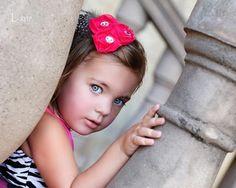 Hope my future child has blue eyes like hers... holy beautiful
