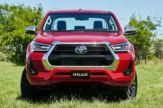 Toyota Hilux 2021 Toyota Hilux, Fiat Uno, Pagani Huayra, Ferrari 488, Volkswagen Golf, Nissan, Vehicles, Stability, Ice Air Conditioner