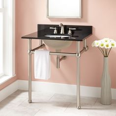 "30"" Casey Art Deco Undermount Console Sink. Starting at $595.95"