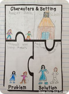Step into 2nd Grade with Mrs. Lemons: Creative Writing