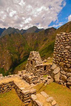 Stone On Stone - Machu Picchu, Peru