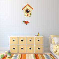 Detské hodiny na stenu nie sú len dekoračným prvkom v miestnosti. Sú tiež prvkom, vďaka ktorému sa deti učia poznávať hodnotu času hravým spôsobom. Holiday Decor, Home Decor, Decoration Home, Room Decor, Home Interior Design, Home Decoration, Interior Design