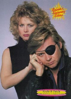 Steve and Kayla Johnson (Days of Our Lives)