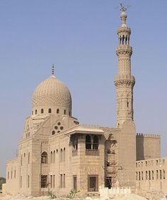 mezquita del sultan baibars el cairo