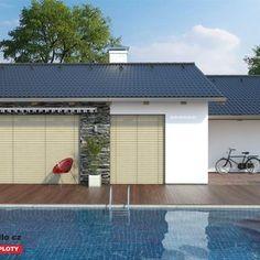 Venkovní žaluzie C80 VSR 240 Windows, Outdoor Decor, Home Decor, Red, House, Decoration Home, Room Decor, Home Interior Design, Ramen