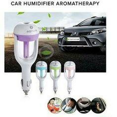 Car Humidifier Aromatherapy  Nanum 50ml Mini USB Aromaterapi humidifier Diffuser Charger Mobil dengan Pemurnian segar Fungsi Purple Warna . Deskripsi : Tegangan kerja: DC 12V Kapasitas Tangki air: 50ml Semprot Volume: 25ml / jam listrik: 1.5W-2W Bekerja sekarang: 130mah-150mAh Fitur: Aromaterapi kreatif humidifier Charger Mobil Menyegarkan udara Lunasi Static Mensterilkan 2 Jam Daya Perlindungan Anti-Kering Gunakan Ultrasonic atomisasi Teknologi 113KHz Frekuensi membuat air menjadi 6um tetes…