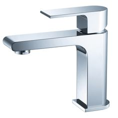 Chrome Single Hole Mount Bathroom Vanity Faucet - Allaro https://www.studio9furniture.com/bathroom/bathroom-faucets/fresca-allaro-single-hole-mount-bathroom-vanity-faucet-chrome  This faucet features a ceramic mixing valve for longevity.
