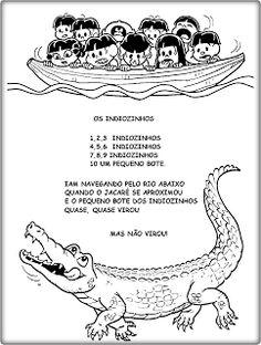 OS+INDIOZINHOS - Texto para leitura