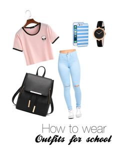 """Untitled #247"" by laurach81 on Polyvore featuring Kate Spade and Gucci"