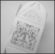 Shimmer WHITE Favor box Laser Cut Love Birds Wedding Candy Boxes Wedding table Wedding Candy Boxes, Wedding Favors, Wedding Dinner, Wedding Table, Love Birds Wedding, Laser Cutting, Baby Shower, Birthday, Pink