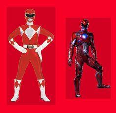Red Ranger Saban's Power Rangers, Mighty Morphin Power Rangers, Power Rangers Pictures, Cool Pictures, Avengers Alliance, The Past, Batman, Child Hood, Adventure