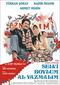 """""""Girl with the red scarf"""" movie. Turkish"""