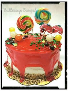 Candy Love Cake