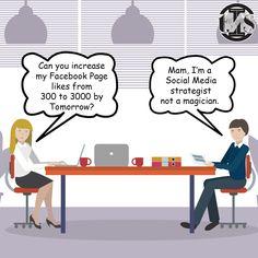 Client Requirements! #SocialMedia #facebook #Marketing #ClientServicing #Challenges #business #entrepreneur #sales #smallbusiness #love #service #brand #success #digitalmarketing Facebook Marketing, Digital Marketing, Challenge S, Facebook Likes, Business Entrepreneur, Seo Services, Search Engine Optimization, Web Development, The Magicians