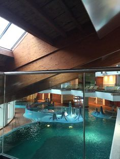 Romerbad Thermal Spa (popular thermal spa with mixed reviews, go in the off season) - Bad Kleinkirchheim, Austria