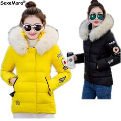 Womens Winter Jackets Female Down Coat Winter Women Hooded Warm Thick Short Jacket Down Coat Parka Overcoat Womens Quilted Coat♦️ B E S T Online Marketplace - SaleVenue ♦️👉🏿 http://www.salevenue.co.uk/products/womens-winter-jackets-female-down-coat-winter-women-hooded-warm-thick-short-jacket-down-coat-parka-overcoat-womens-quilted-coat/ US $25.69
