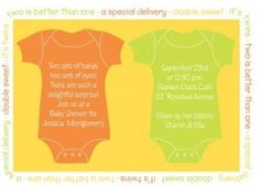 Registering for Twin Baby Shower-Twiniversity