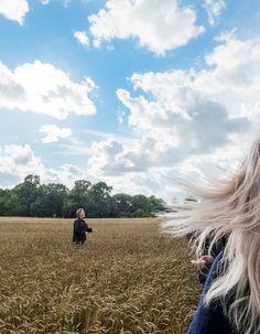Field walk by Janus Sandsgaard on 500px