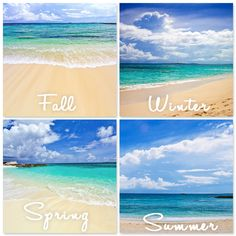 We love all of the seasons at Atlantis!   exotiksandstravel.com