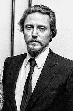 Christopher Walken | #Beard / #Mustache / #Photography