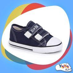 Desde pequenos eles demonstram que tem estilo, por isso venha para a YoYo Kids são vários modelos para você escolher!