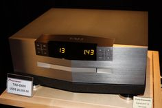 TAD DS600 CD / SACD player Car Audio Systems, Hi End, Signature, Compact Disc, Digital Audio, Boombox, Electronic Devices, Audio Equipment, Audiophile
