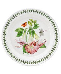 Portmeirion Dinnerware, Botanic Garden Arborea Dinner Plate - Casual Dinnerware - Dining & Entertaining - Macy's