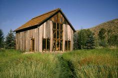 Marsh-Winton Guest Barn - Architect Portfolio | Miller Architects