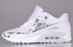 "Nike Air Max 90 Premium Hyperfuse ""Winter Camo"""
