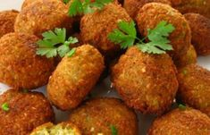 Raw Banana Cutlet Easy-To-Make Snack Recipe Greek Recipes, Fish Recipes, Italian Recipes, Snack Recipes, Cooking Recipes, Falafel, Cyprus Food, Easy To Make Snacks, Veggie Patties