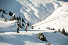 Viajar en Navidad a las pistas de esquí de Aramon