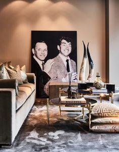 Belgium / Antwerp / Show Room / Living Room / Cobra Art / Ron Galella / Eric Kuster / Metropolitan Luxury