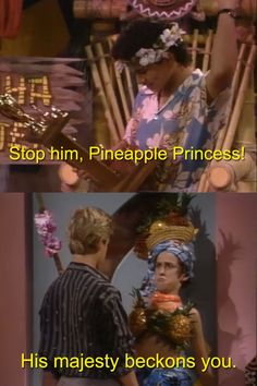 Screech the Pineapple Princess