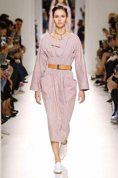 Hermès | Ready-to-Wear Spring 2017 | Look 1