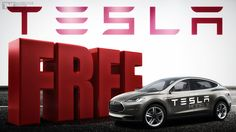 Here's How To Get A Tesla Motors Inc Model X SUV For Free