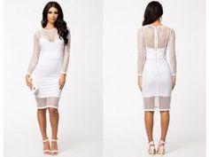 Dresses For Work, Sexy, Fashion, Moda, Fashion Styles, Fashion Illustrations