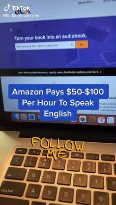 Earn Money From Home, Make Money Online, Online Jobs For Teens, Online Work, Ways To Get Money, Make Money From Pinterest, Useful Life Hacks, Work From Home Jobs, Finance Tips