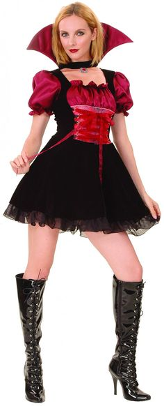 UK Womens Gothic costumes and v&ire costumes for all occasions including Halloween and fancy dress parties  sc 1 st  Pinterest & girls+vampire+halloween+costumes | Vampire Girl Child Costume ...