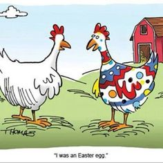 I'm from an Easter