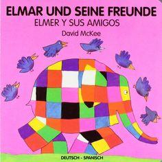 Elmar und seine Freunde, deutsch-spanisch: Amazon.de: David McKee, David MacKee, Diana Carrizosa: Bücher