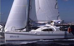 Catamaran from my novel
